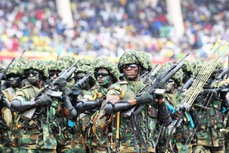 10 Strongest Military in Africa (2019): See Nigeria's Position