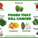 foods that kill cancerous cells